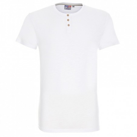 button - T-shirty