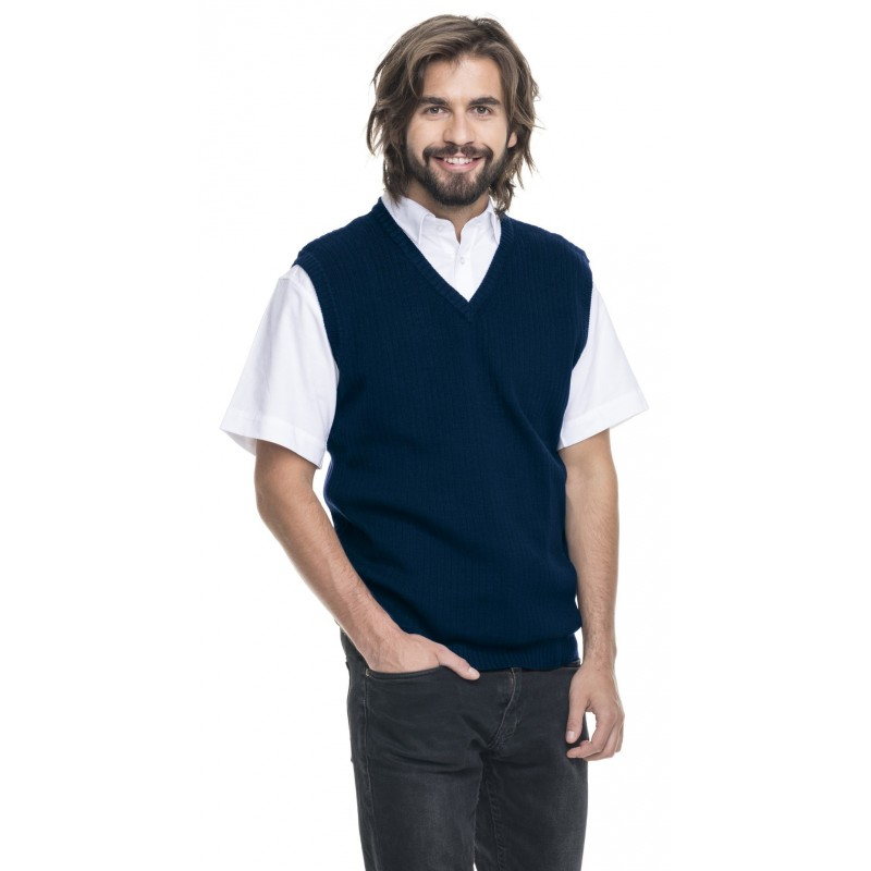 business vest - Swetry
