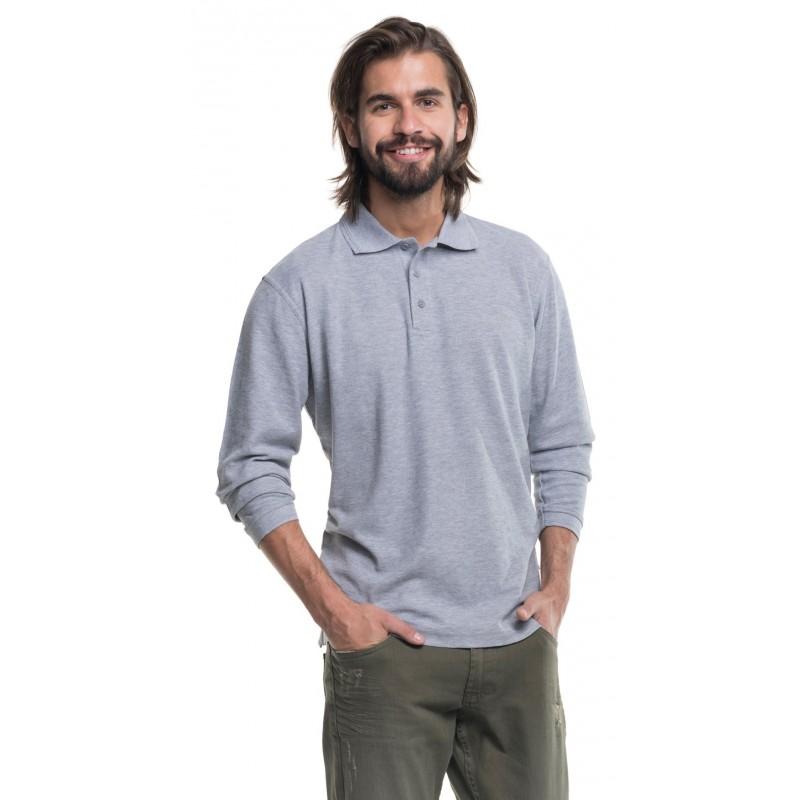 long cotton - Polo