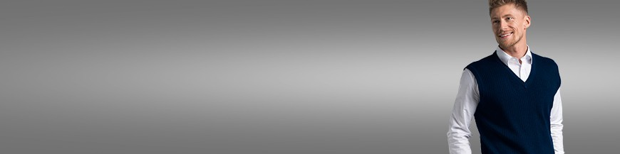 Damskie i męskie swetry reklamowe Promostars